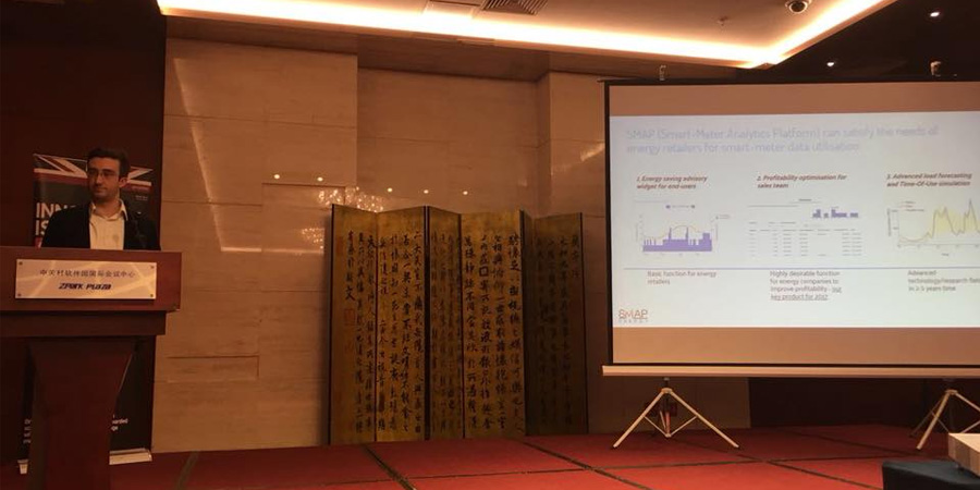 07 SMAP Energy represents UK in IoT Trade Mission to China